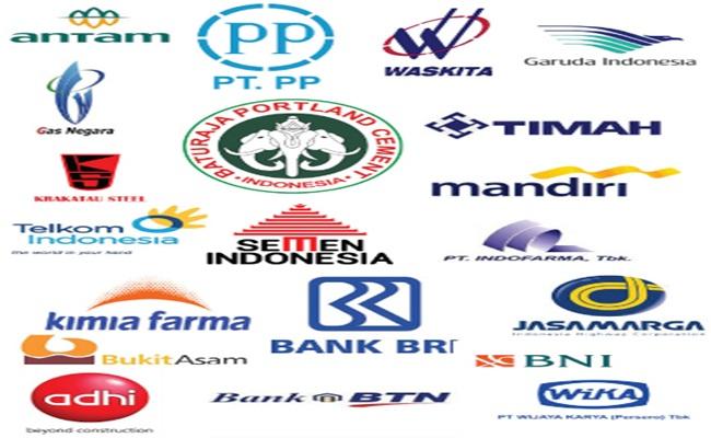 20 emiten bumn di bursa efek indonesia yuridis.com  - 20 Emiten BUMN di Bursa Efek Indonesia