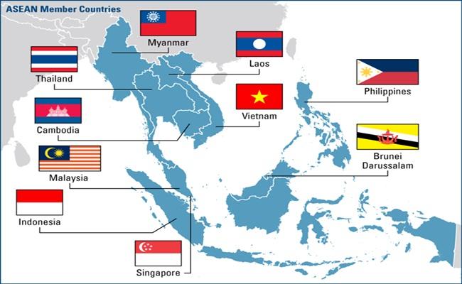 ASEAN tshub.in  - Komunike Pertemuan Tingkat Menteri Bidang Hukum Anggota ASEAN