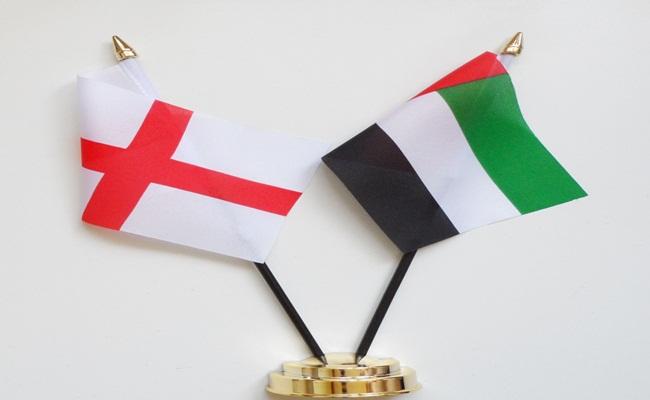 England and UAE 1000flags.co .uk  - Inggris dan Arab Saudi Bekerjasama Mendirikan Pusat Arbitrase