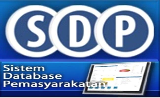 SDP ditjenpas.go .id  - Sistem Database Pemasyarakatan, Program Unggulan Direktorat Jenderal Pemasyarakatan