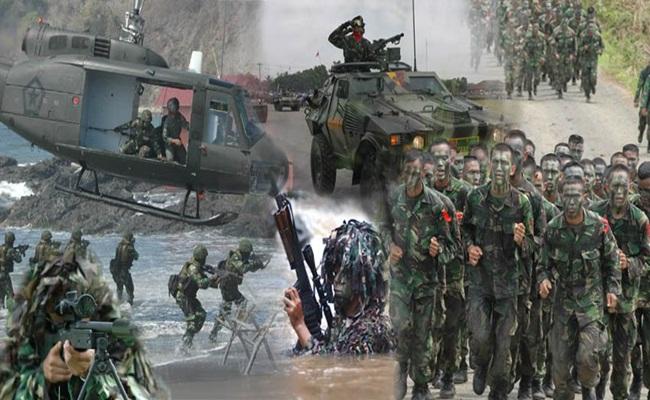 TNI strategi militer.blogspot.com  - Kementerian Pertahanan Sedang Menyusun Rancangan Undang Undang Komponen Pendukung Pertahanan Negara