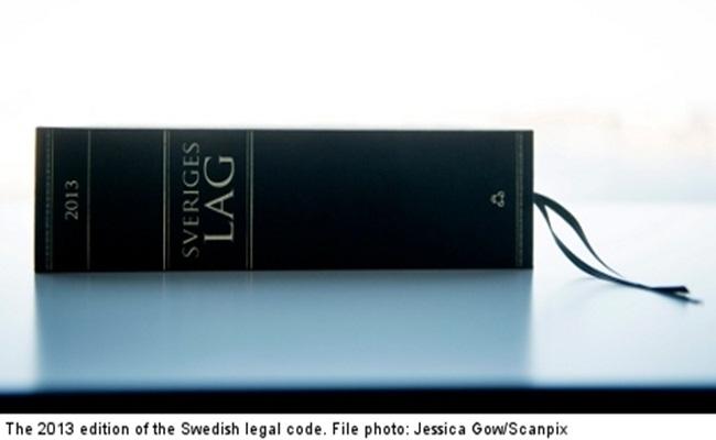 kitab undang undang hukum pidana swedia thelocal.se  - [Swedia] Revisi Aturan Hukum Untuk Menanggulangi Kekerasan Pada Anak