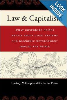 "law and capitalism1 - Hukum dan Kapitalisme, ""Kemesraan Yang Tiada Berlalu"""