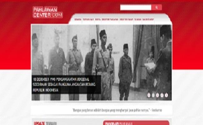 pahlawancenter.com pahlawancenter.com  - Pahlawan Center Menghantar Informasi Kepahlawanan di Indonesia