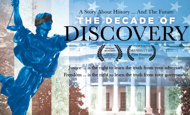 The Decade of Discovery - Memfilmkan E-Discovery