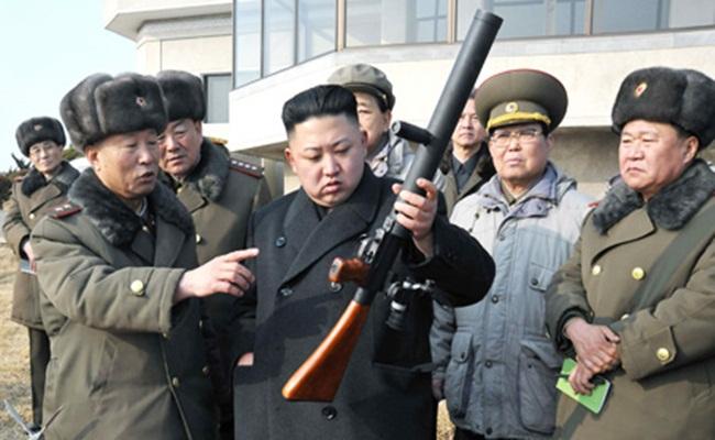 Korea Utara - [Korea Utara] Ketika Hukum Ditebas Kekuasaan