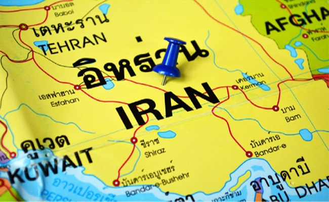 Peta Iran cdr news.com  - [Iran]Dentons dan APP Satu Hati Bekerjasama