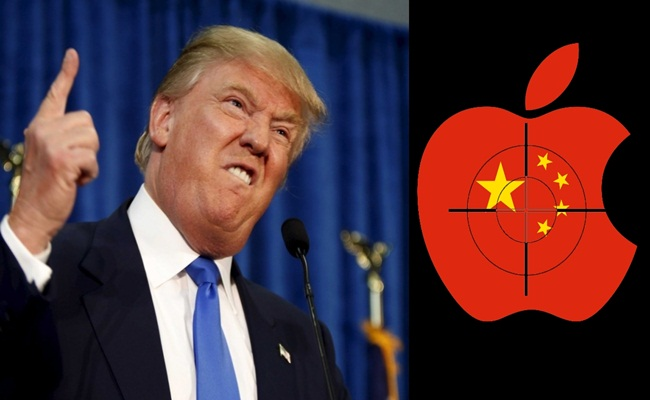 Donald Trump The Hustle.co  - Donald Trump Memenangkan Sengketa Merek di Tiongkok