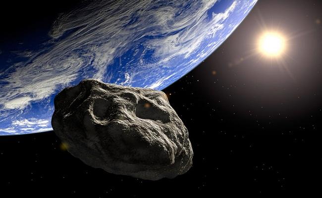 Asteroid di luar angkasa The Daily Galaxy - Luksemburg Merumuskan Undang Undang Untuk Penambangan di Luar Angkasa