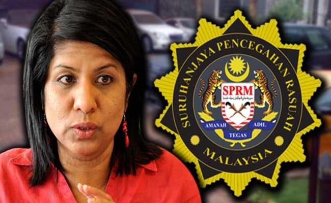 cynthia gabriel - Malaysia Seharusnya Mencontoh Indonesia Untuk Urusan Pelaporan Kekayaan Pejabatnya
