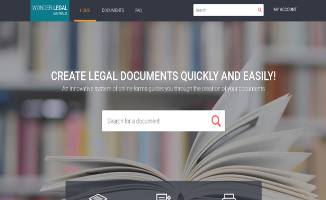 wonder.legal homepage arsip - Legal Tech Startup Eropa Diluncurkan di Australia
