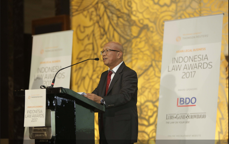 ALB ILA 2017 - ALB Indonesia Law Awards 2017, Sukses Diselenggarakan