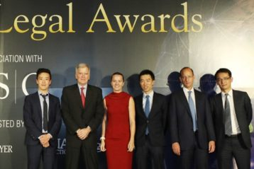 Asian Legal Awards 2018 law 358x239 - Para Pemenang Asia Legal Awards 2018 Versi The Asian Lawyer