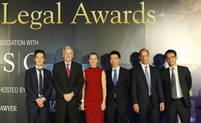Asian Legal Awards 2018 law - Para Pemenang Asia Legal Awards 2018 Versi The Asian Lawyer