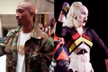 Tupac Shakur dan Madonna ctvnews.ca via AP 358x239 - Madonna Kalah di Sidang Untuk Kepemilikan Surat Putus Cinta Dari Tupac Shakur