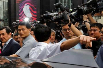 Ma Ying jeou Reuters 358x239 - Hukuman Penjara 4 Bulan Bagi Mantan Presiden Taiwan, Karena Membuka Rahasia Negara