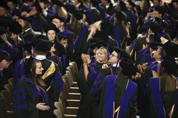 Wisuda Mahasiswa di Australia Wake Forest University School of Law Flickr 358x239 - Karena Perubahan Kebijakan Era 1980 an, Australia Sekarang Punya Banyak Sekolah Hukum
