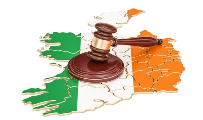 Tertinggi di Eropa, Biaya Bantuan Hukum di Irlandia