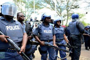 [Afrika Selatan] Peringkat Bawah Soal Penegakan Hukum
