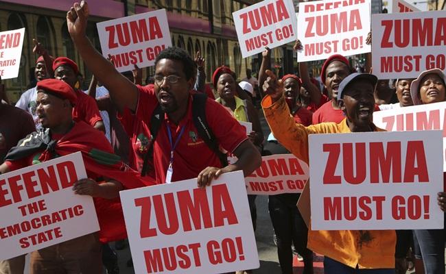 Demonstrasi Protest di Afrika Selatan countercurrents.org  - [Afrika Selatan] Mahkamah Konstitusi Membatalkan Ketentuan Soal Syarat Untuk Berkumpul dan Berdemonstrasi