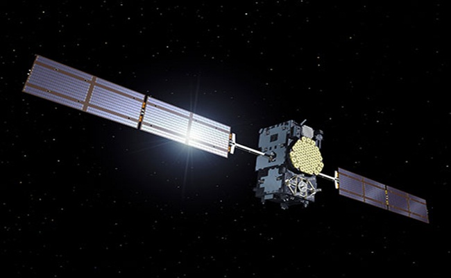 Galileo spacenews.com  - [Brussels] Uni Eropa Menyetujui Regulasi Baru Untuk Kelanjutan Program Antariksa