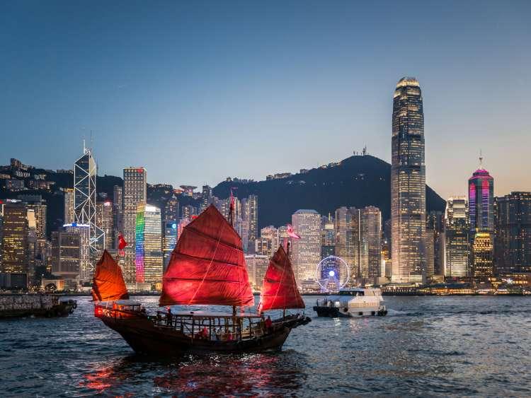 """Foto Istimewa - [Amerika Serikat] Separuh Institusi Bisnis Asal Amerika Serikat """"Very Concerned"""" Tentang Pemberlakuan Security Law di Hongkong"""