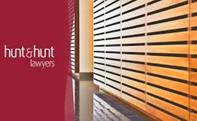 HuntHunt lawyersweekly.com .au  - [Australia] Firma Hukum Hunt & Hunt Merger Dengan Capello Rowe